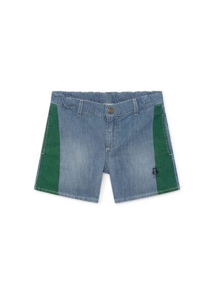 Bobo Choses SS19 Paul's Denim Shorts