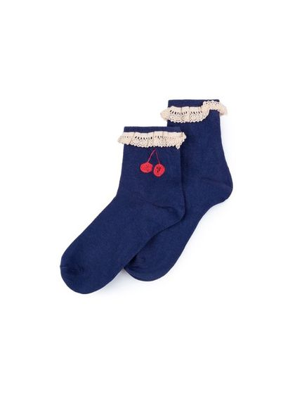 Bobo Choses SS19 Cherry Short Socks