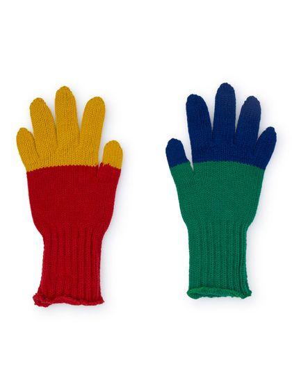 Bobo Choses Multicolor Gloves