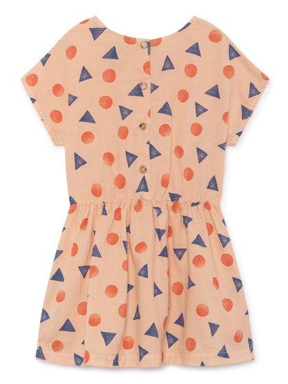 Bobo Choses SS19 Pollen T-Shape Dress