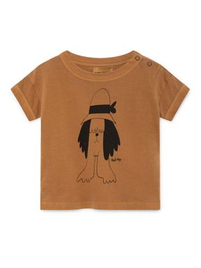 Bobo Choses SS19 Pauls Short Sleeve T-Shirt for babies
