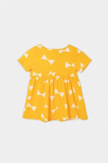 Bobo Choses SS20 Baby All Over Bow Dress