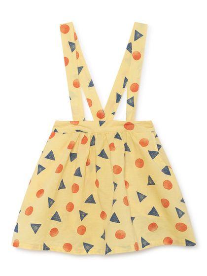 Bobo Choses SS19 Pollen Braces Skirt