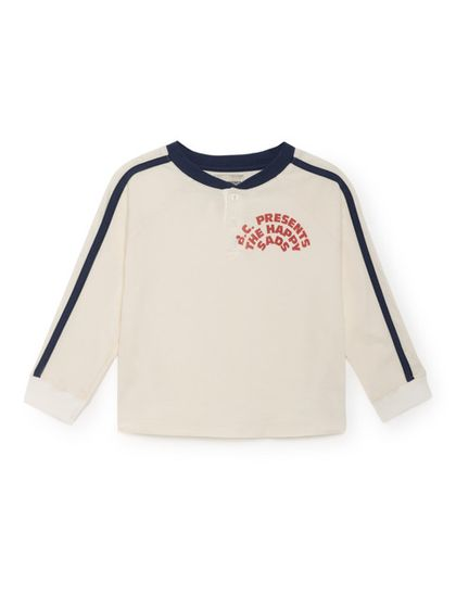 Bobo Choses The Happy Sads Buttons T-Shirt