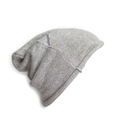 Collegién AW19 Bonnet Gris Clair