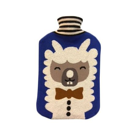 Collegien AW19 Hot Water Bottle Lama