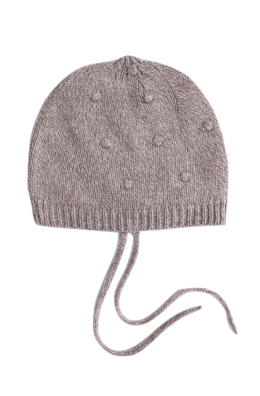 Diobo AW19 Cashmere hat beige Hector