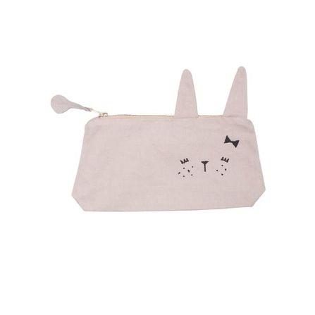 Fabelab Pencil Case Cute Bunny