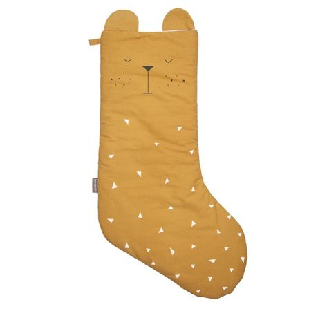 Fabelab Christmas Animal Stocking Bear