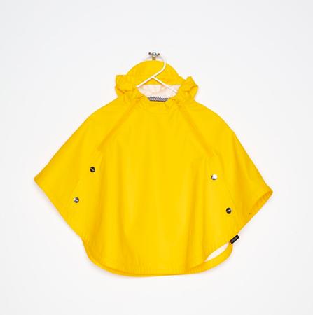 GOSOAKY AW19 Waterproof Crouching Tiger Unisex Cape Spectra Yellow