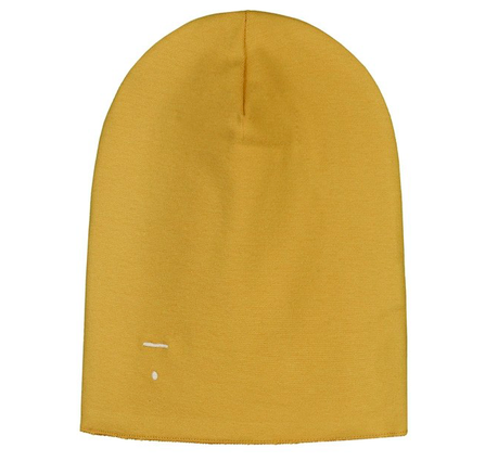 Gray Label AW18 Beanie Mustard