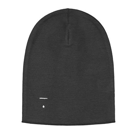 Gray Label AW18 Beanie Nearly Black