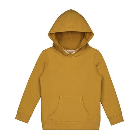 Gray Label AW18 Classic Hooded Sweater Mustard Melange