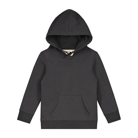 Gray Label AW18 Classic Hooded Sweater Nearlu Black