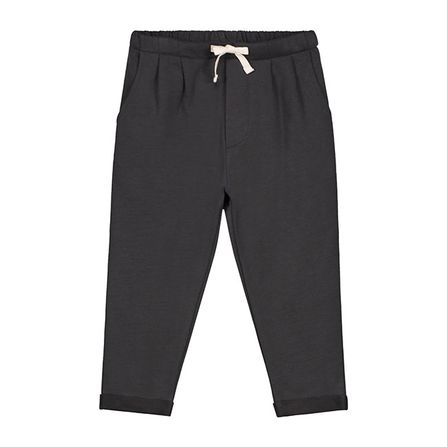 Gray Label AW18 Straight Pants Nearly Black