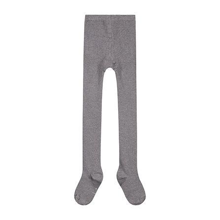 Gray Label AW18  Ribbed Tights Grey Melange