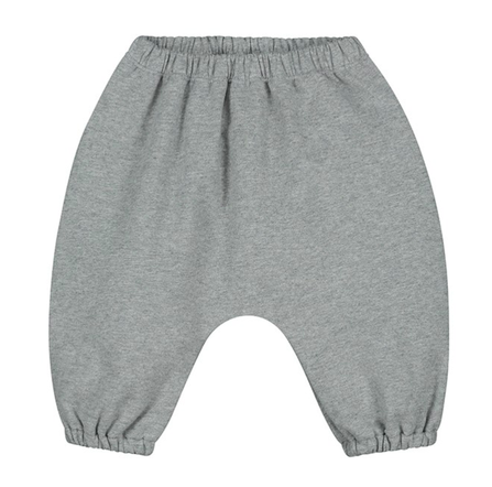 Gray Label AW19 Baby Sarouel Trousers Grey Melange