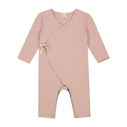 Gray Label AW19 Baby Cross Over Suit Vintage Pink
