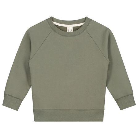 Gray Label AW19 Crewneck Sweater Moss