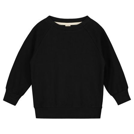 Gray Label AW19 Crewneck Sweater Nearly black