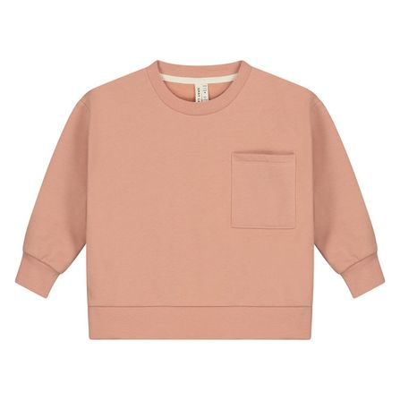 Gray Label AW19 Boxy Sweater Rustic Clay