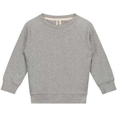 Gray Label AW19 Crewneck Sweater Grey Melange