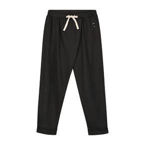 Gray Label SS18 Wrap Trousers Pants Nearly Black