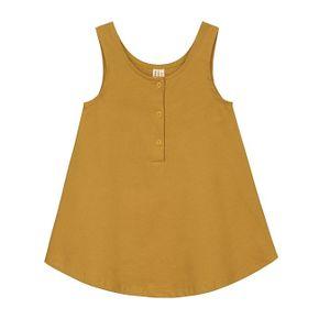 Gray Label SS18 Tank Dress Mustard