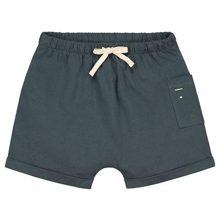 Gray Label SS18 One Pocket Shorts Blue Grey