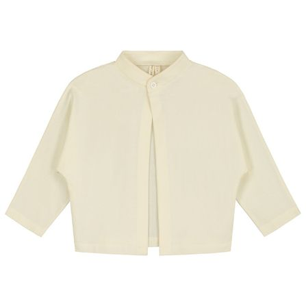 Gray Label SS19 One Button Cardigan Cream