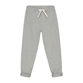 Gray Label SS19 Relaxed Jersey Pants Grey Melange