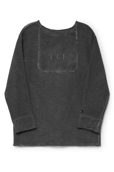 Little Creative Factory Horizons Stretchy Sweatshirt Graphite