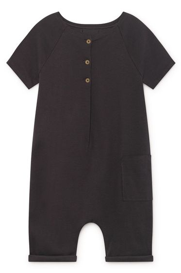 Little Creative Factory Wabi Sabi Zen Short-Sleeved Jumpsuit