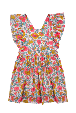 Louise Misha Dress Varadero Multi Flowers