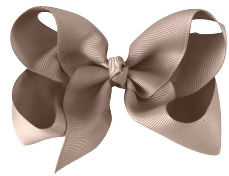 MIlledeux Jumbo Alligator Clip Bow Carmandy