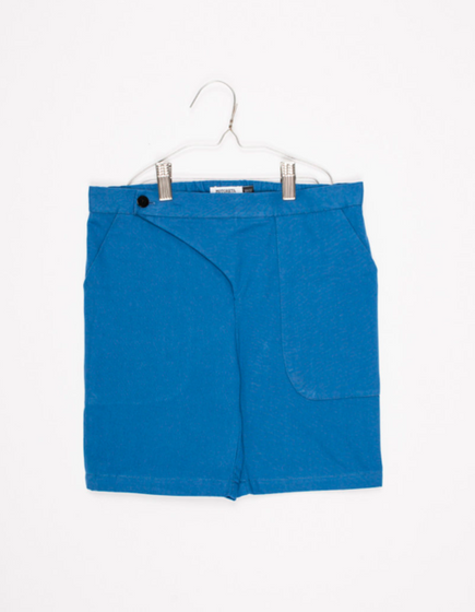 Motoreta SS19 Pocket Shorts Blue
