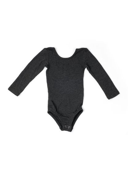 Mouse in a House AW18 Onepiece Body Suit Anthracite