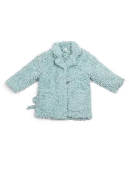 Mouse in a House AW18 Fur Coat Mint