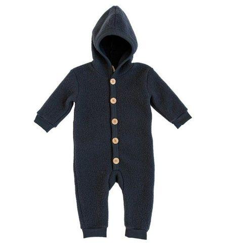 Organic Zoo AW19 Merino Brushed Wool Suit Graphite