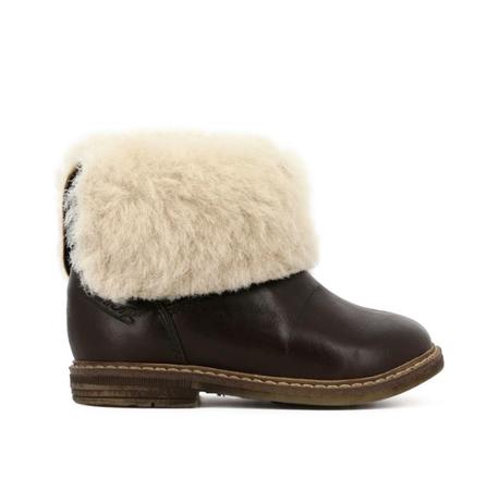 Pom d'Api Retro Chabraque Dark Brown Boots