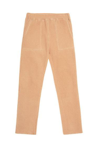 The New Society Waffle Pants Camel