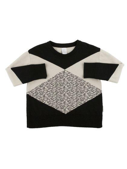 Tiny Cottons Altiplano Geometric Sweater
