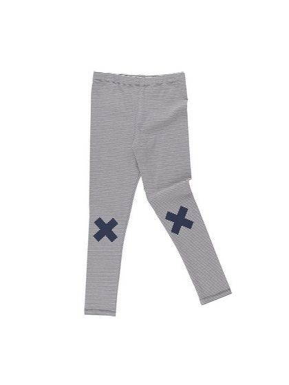 tinycottons SS18 Multi Lines Logo Pants